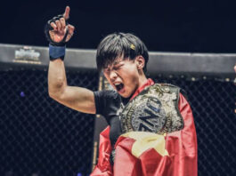 Xiong Jing Nan - ONE Atomweight