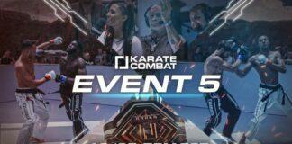 Karate Combat: Scrap Punk