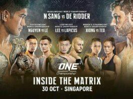 ONE: Inside the Matrix