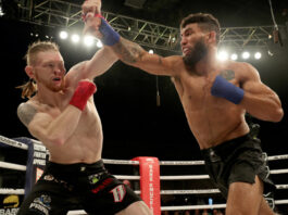 Bare Knuckle FC 14 preview
