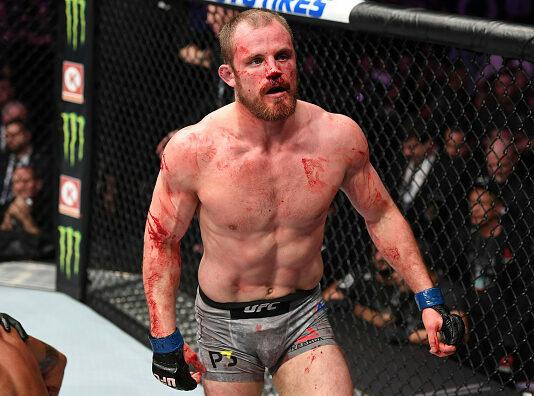 UFC Return
