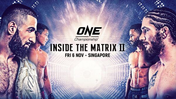 ONE: Inside The Matrix II recap