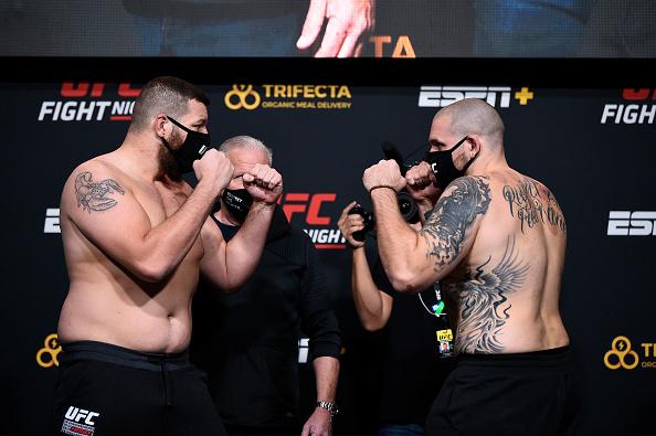 UFC on ESPN 18