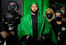 UFC Fight Announcements