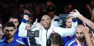 XFC Offers Anderson Silva