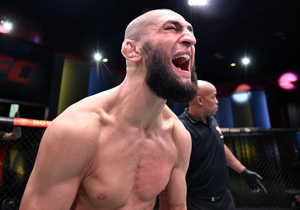 UFC 4 Khamzat Chimaev