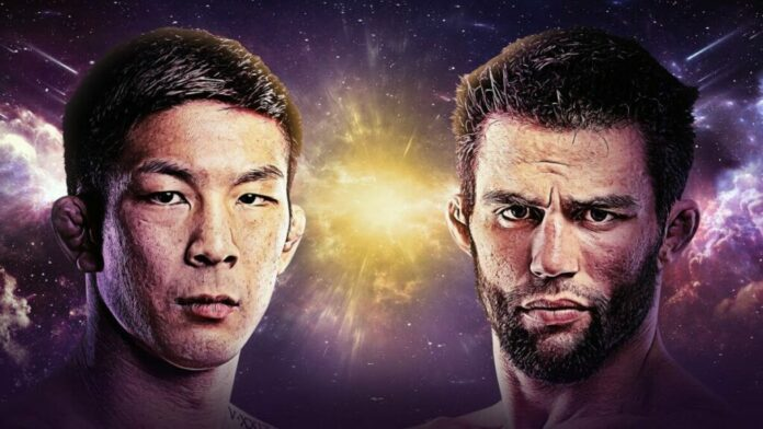Koyomi Matsushima vs. Garry Tonon at ONE: Big Bang