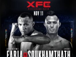 xfc 43 results