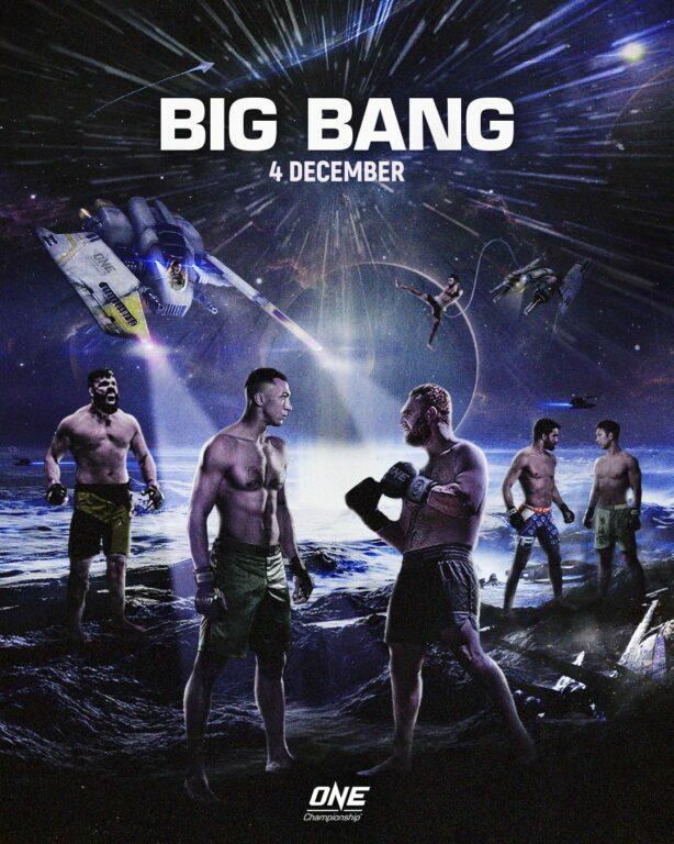 ONE: Big Bang Results