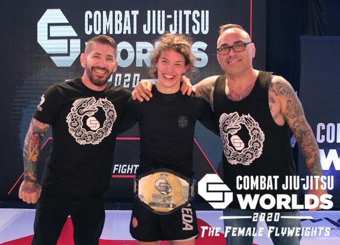 Combat Jiu-Jitsu Worlds 2020 - The Female Flyweights