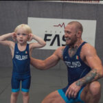 Conor McGregor Jr. Following in Father's Footsteps