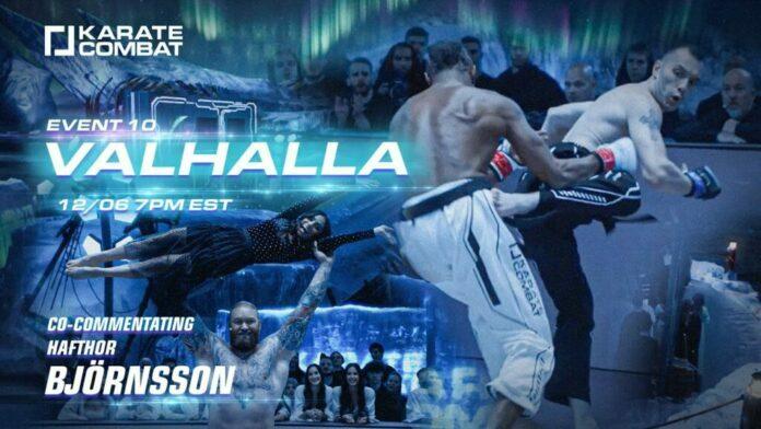 Karate Combat: Valhalla 1