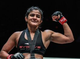 Ritu Phogat - ONE: Empower