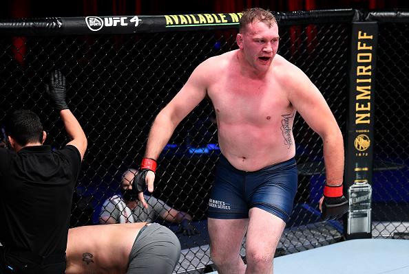 UFC 256 Vanderaa Spivak