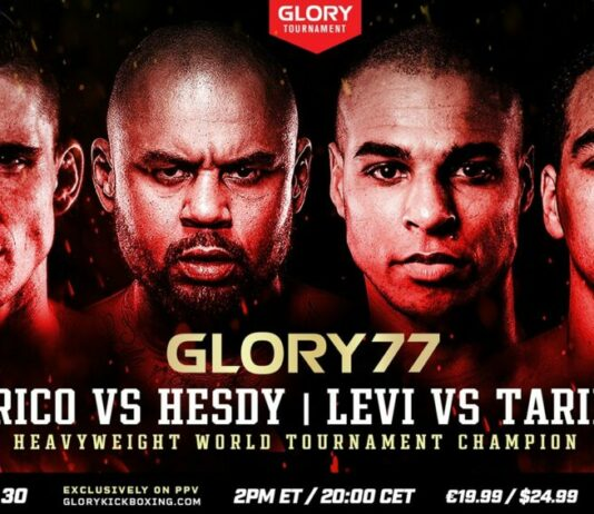 GLORY 77 Preview