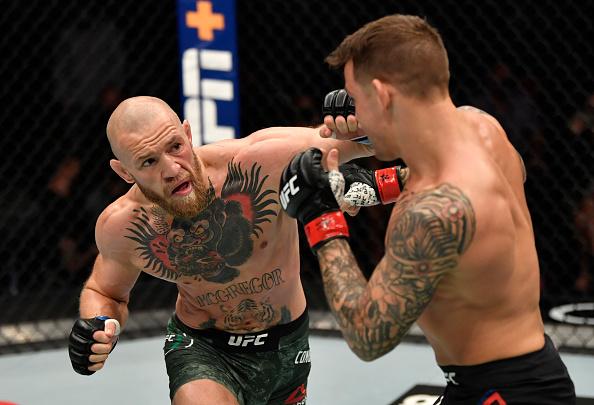 Conor McGregor vs. Dustin Poirier - MMASucka Live - 001