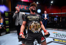 Deiveson Figueiredo victorious at UFC Apex
