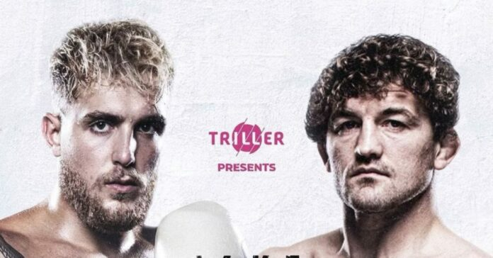 Jake Paul vs. Ben Askren