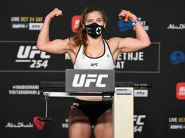 Miranda Maverick - UFC Prospect Watch: February 2021