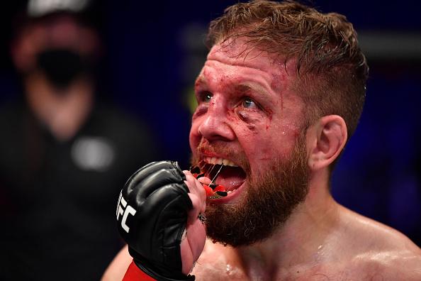 Nik Lentz Retires Following UFC 257 Loss