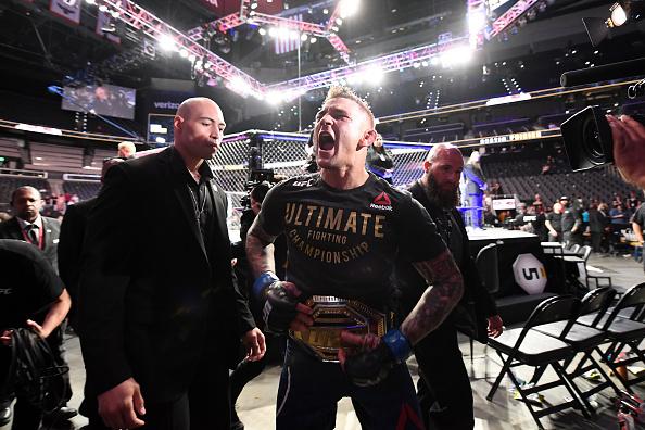 UFC Lightweight Champion