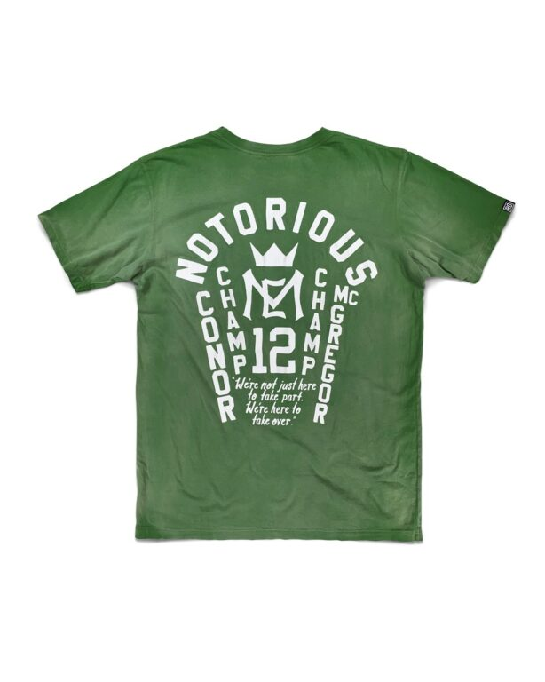 Conor McGregor and Roots of Fight
