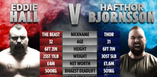 Heaviest Boxing Match