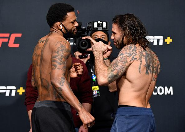 UFC Fight Night 184