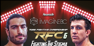 Rise FC 6 Main Event