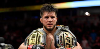 Double Champion - Henry Cejudo