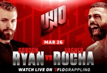 Who's Number One: Gordon Ryan vs. Vagner Rocha