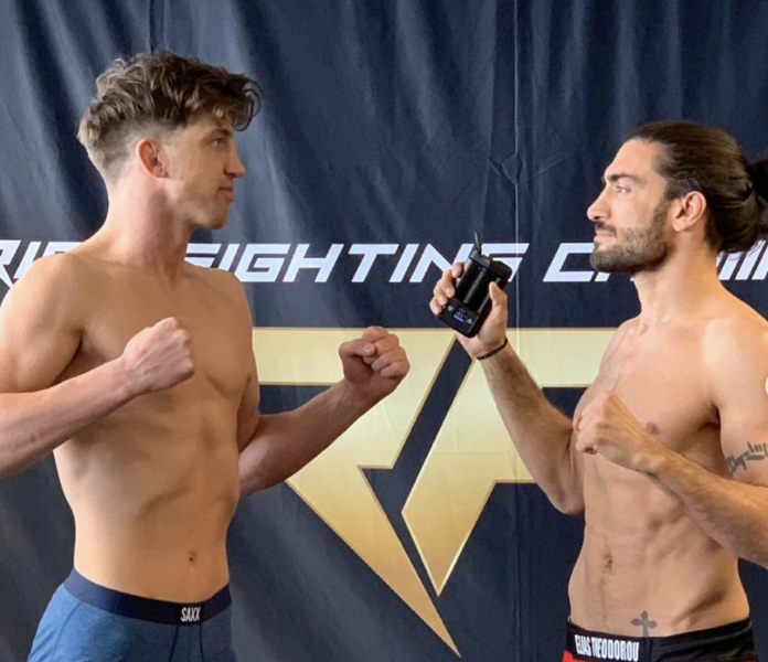 Rise FC 6 Results