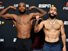 UFC Vegas 21 Results