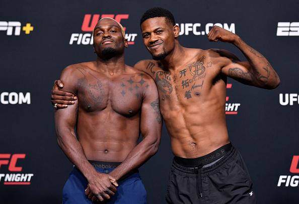 UFC Vegas 22 Results