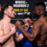 UFC 260 Results