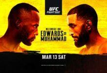 UFC Vegas 21 - MMASucka Live