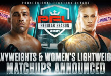 PFL 3 Main Event Announced