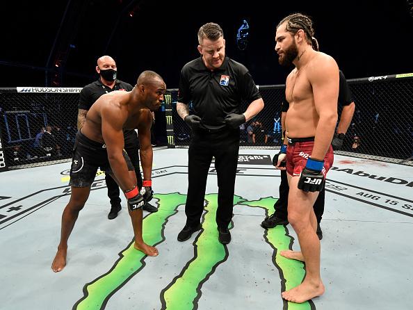 UFC 261 - Jorge