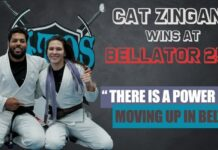 Cat Zingano - Bellator 256
