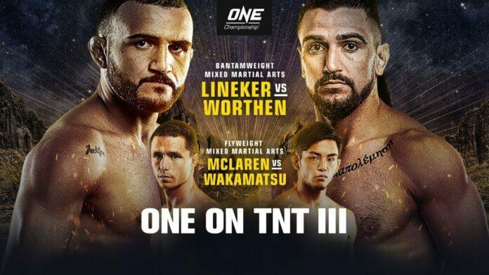 ONE on TNT III
