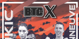 Maria Djukic vs. Jo Maisonneuve - BTC X
