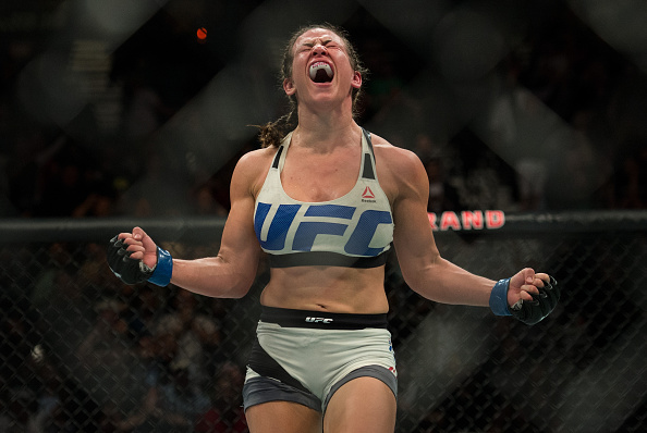 Miesha Tate UFC 196