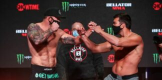 Bellator 256 Results
