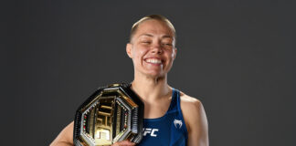 UFC Strawweight Division