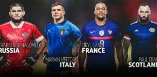 Euro 2020 dream team