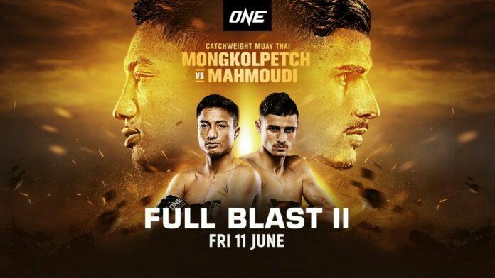 ONE: Full Blast II