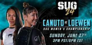 Submission Underground 24 Results
