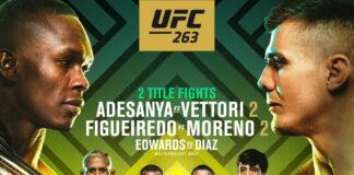 UFC 263 preview