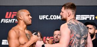 UFC Vegas 30 Results