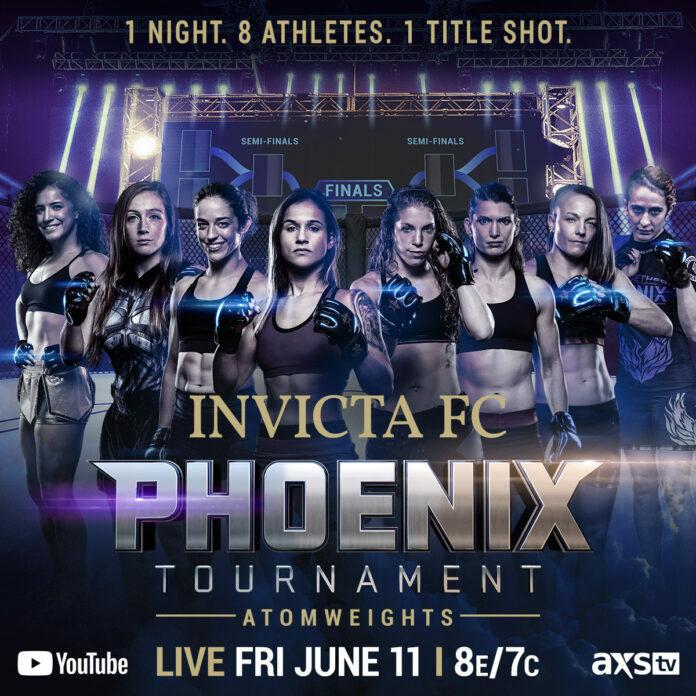 Invicta FC Phoenix Tournament